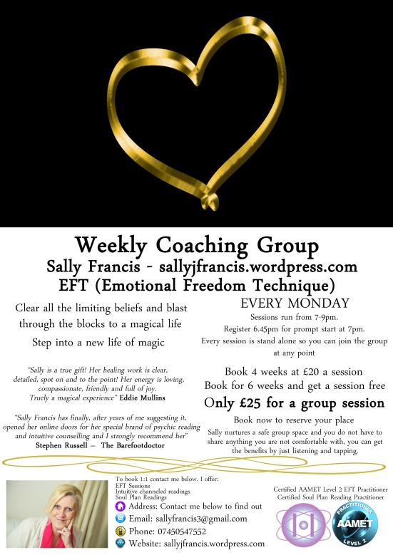 Sally EFT Leaflet